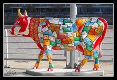 Cow Parade, Buenos Aires, Argntina