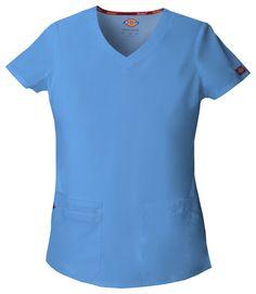 956f933efa6 EDS Signature by Dickies Uniform Outlet, Womens Scrubs, Medical Scrubs,  Princess Seam,