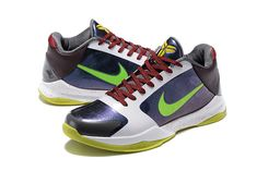 hot sale online 432c8 23274 New 2018 Nike Zoom Kobe 5 V Ring Concord 386429 702   Kobe Bryant in 2018    Pinterest   Kobe, Nike and Nike zoom