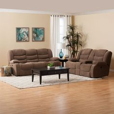 Leather Doesn 39 T Have To Be Neutral Belamar Power Reclining Sofa By Jerome 39 S Furniture Living