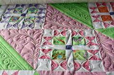 Sew-n-Sew Quilting: Today's Quilting