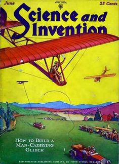 Science and Invention - 6/1929