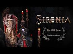 SIRENIA - The 12th Hour (Official Lyric Video)   Napalm Records - YouTube