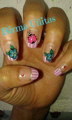 Nail Art, Nails, Beauty, Pedicures, Manualidades, Self Care, Finger Nails, Ongles, Nail Arts