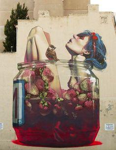ETAM CRU – Nouvelle série de Street Art par SAINER et BEZT