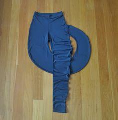 Handmade by Carolyn: Spiral leggings