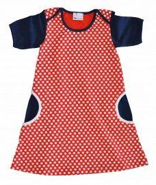 L'Asticot organic jersey cotton summer dress