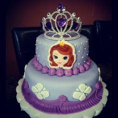 Cake princesa Sofia