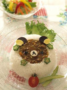 Rilakkuma curry