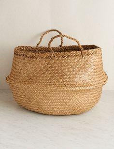 Purl Soho |  | Seagrass Basket