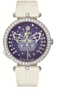 【SIHH速報】「ヴァン クリーフ&アーペル」の超複雑時計は 蝶のように舞うバレリーナ | BRAND TOPICS | FASHION | WWD JAPAN.COM