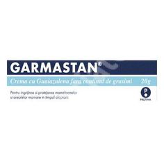 Garmastan Crema, 20 g, Protina Pharma : Farmacia Tei Sanitary Napkin, Pharmacy, Alcohol