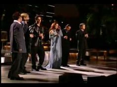 BSB & Shania Twain - From This Moment On - 1999 TV special. I vividly remember watching this premiere.