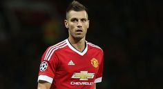 MANCHESTER, ENGLAND - SEPTEMBER 30:  Morgan Schneiderlin of Manchester United in action during the UEFA Champions League Group C match between Manchester United and VfL Wolfsburg at Old Trafford on September 30, 2015 in Manchester, United Kingdom.  (Photo by Matthew Peters/Man Utd via Getty Images)