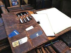Pen + Notebook Case
