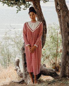 Hawaiian Woman, Muumuu, Cover Up, Dresses With Sleeves, Long Sleeve, Inspiration, Instagram, Fashion, Dress