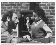 Avner Eisenberg and Emmanuel Lewis - Sitcoms Online Photo Galleries