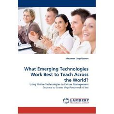 Emerging Technologies in teaching
