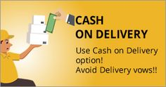 Cash on Delivery option is now available on #DentKart. Shop Now!