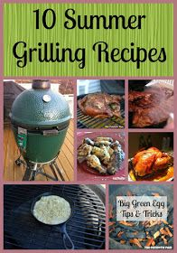 The Patriotic Pam...: 10 Summer Grilling Recipes