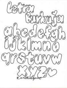 Fancy Fonts Alphabet, Bubble Letters Alphabet, Bubble Letter Fonts, Alphabet Templates, Fancy Letters, Hand Lettering Alphabet, Graffiti Lettering Fonts, Tattoo Lettering Fonts, Doodle Lettering