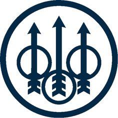 Beretta-logo.      <www.beretta.com> # Fabbrica d'Armi Pietro Beretta S.p.A. Fundação: 1526. # Brescia, Itália.