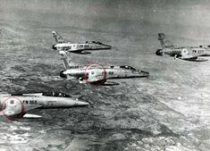 TurAF North American Super Sabre 1974 Invasion of Cyprus. North Cyprus, War Thunder, Good Old Times, Korean War, Jet Plane, Travel Memories, Vietnam War, Old Photos, Air Force