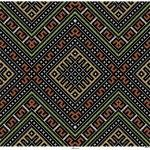 Thread Art, Work Inspiration, Brick Stitch, Diy Projects To Try, Celtic, Scandinavian, Needlework, Bohemian Rug, Weaving