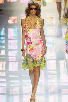 Versace | Spring 2004 Ready-to-Wear Collection | Style.com