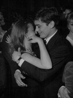 Alain Delon e Jeanne Moreau