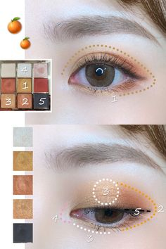 Online shopping from a great selection at CATKIN Cosmetic Store. Fancy Makeup, Soft Makeup, Makeup Box, Beauty Makeup Tips, Kiss Makeup, Makeup Ideas, Makeup Korean Style, Korean Eye Makeup, Korea Makeup
