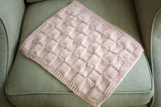 Free Baby Afghan Knitting Patterns | knitted doll blanket