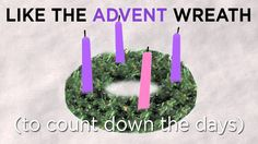 Great video from Busted Halo all about Advent.  They even have an online advent calendar link.
