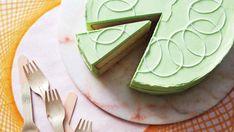 Pistachio Layer Cake