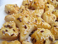 Finger Food Appetizers, Appetizer Recipes, Snack Recipes, Snacks, Healthy Finger Foods, Pastry And Bakery, Scones, Deserts, Food And Drink