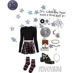 ♡buy the stars ♡ by theteenidle on polyvore
