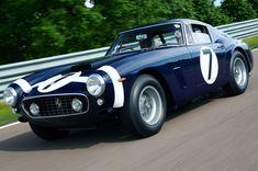 Stirling Moss Ferrari 250 GT Berlinetta SWB #ferrari #stirlingmoss #cars