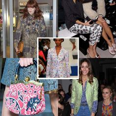 Paisley Pattern as New Fashion Design Trend 2012