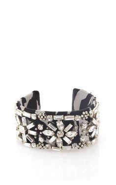 0cd609a5dfcf Isabel Marant Rhinestone Cuff Love Bracelets, Bangles, Unique Jewelry, Fine  Jewelry, Jewelry