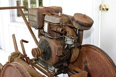 old briggs and stratton engine - Google Search