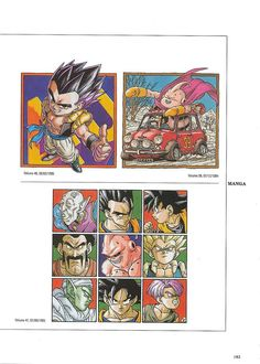 Dragon Ball Daizenshuu 01 Le Grand Livre De Dragon Ball - FR 10/1996 Scans by…