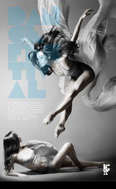 Dance Festival - Poster