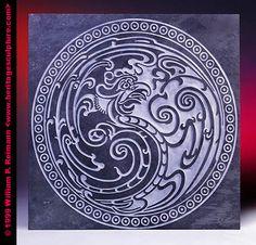 pheonix yin yang tattoo - Google Search