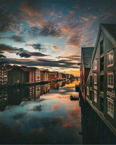 Nidelva Norway