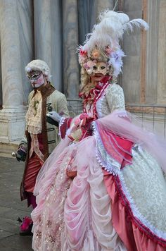 Day 46....Carnevale is one of the biggest celebrations in Italy, from Venetian masks to Masquerade Balls, no place does it like Venice!.....Where off to join in the fun and see what mystery there is to be had.