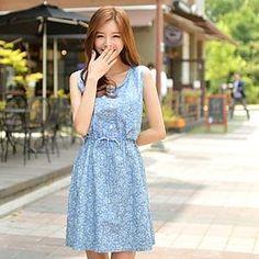 靓丽女人,[bongjashop] bong-ops-F0391连衣裙
