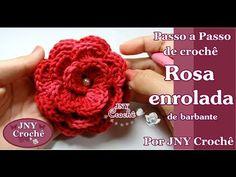 Crochet How to crochet doily Part 1 Crochet doily rug tutorial - Crochet Rounds Crochet Doily Rug, Crochet Brooch, Crochet Daisy, Crochet Ripple, Crochet Leaves, Crochet Bracelet, Love Crochet, Easy Crochet, Crochet Flowers