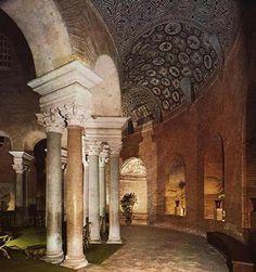 Картинки по запросу mausoleo de santa constanza