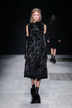 Peachoo+Krejberg A/W '13 Goth, Fall Winter, Womens Fashion, Female Fashion, Feminine, Paris, Clothes, Collection, Dresses