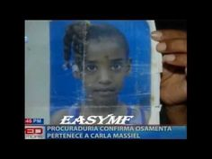 Procuraduria Confirma La Osamenta Encontrada Pertenece A La Niña Carla ...